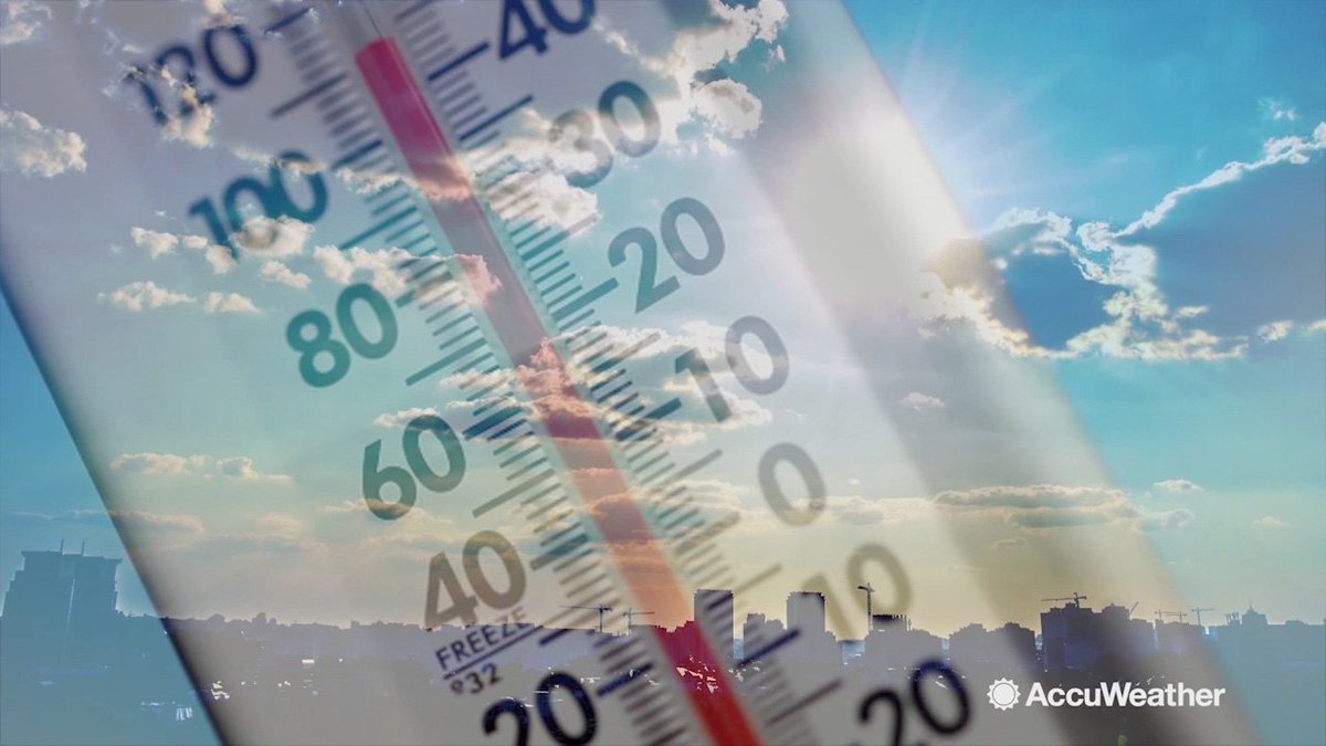 NASA predicts that 2016 will be the hottest year on record (via @AccuWeather)