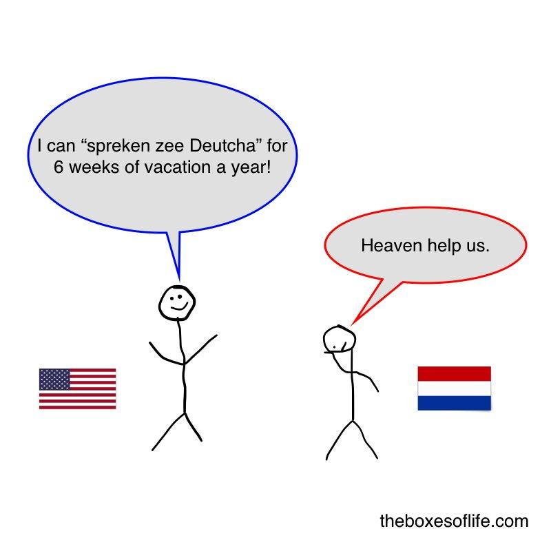Dutch Wanna Be