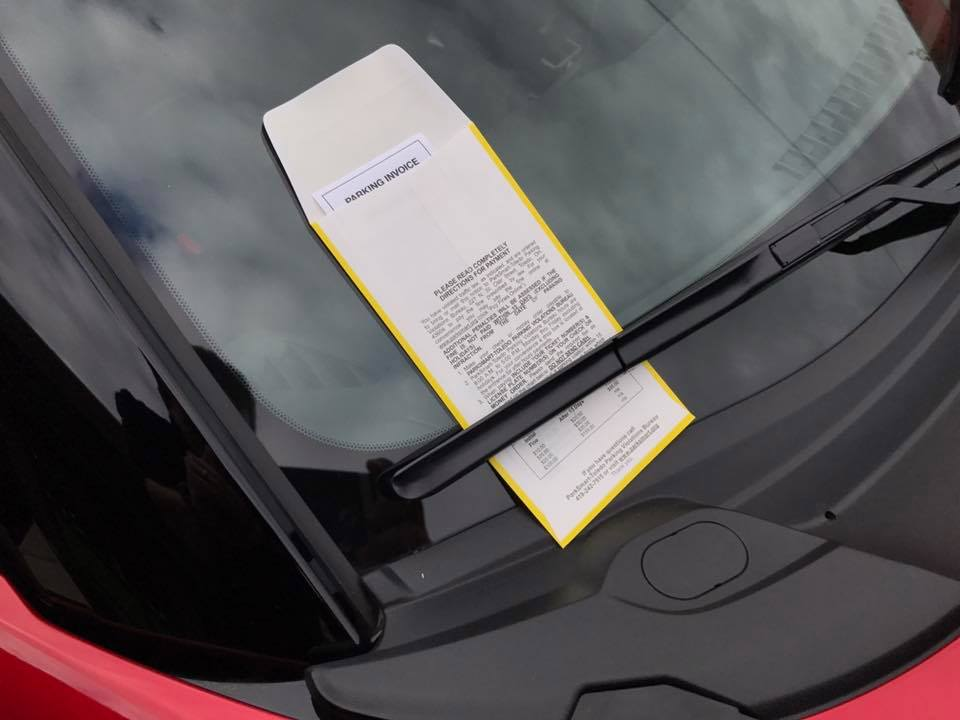 . @internetofshit The #DDOS attack took out Internet connected parking meters and I got a ticket. https://t.co/e5jckxLqbO