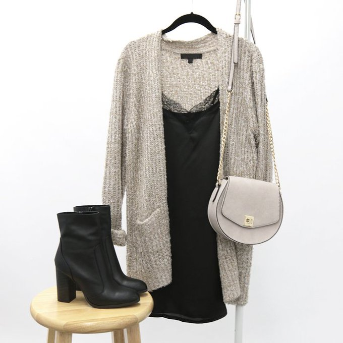 Romantic Lacey Slip Dress