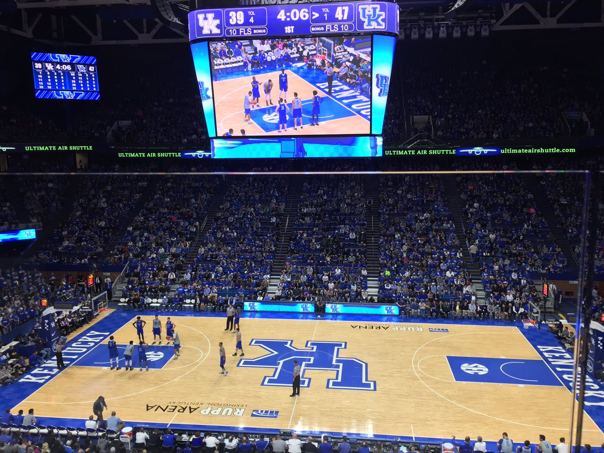 Uk Basketball Blue White Game: 10 Takeaways From A Fun Blue/White Game