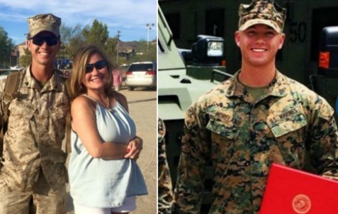 Atlanta company surprises employee with trip to welcome son home from deployment