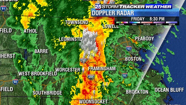 FLASH FLOOD WARNING moving east with this line of storms Middlesex and Norfolk counties until 10:30 pm