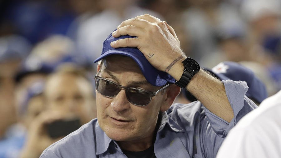 Indians won't call on 'Wild Thing' Charlie Sheen to pitch