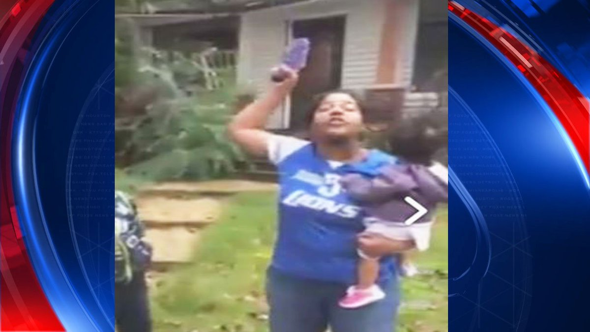 Woman shoots Detroit house in Land Bank social media rant and gets arrested