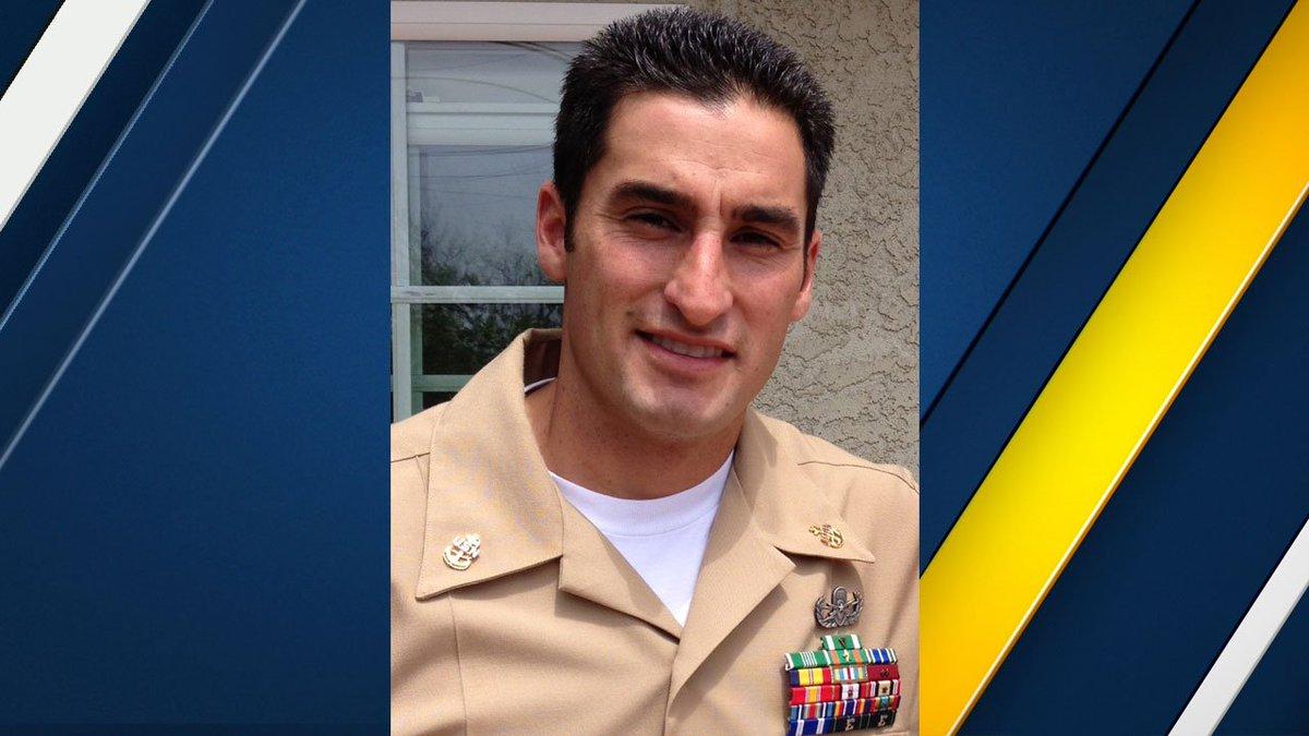 Naval officer killed in Iraq identified as Anaheim native