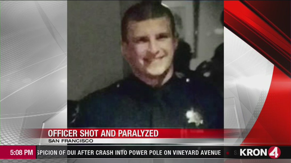 San Francisco police officer injured in shooting transferred to rehabilitation center.
