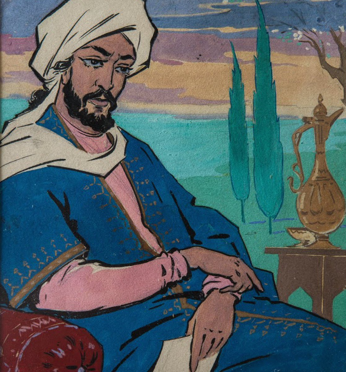 картинки персидских поэтов неожиданно среди достаточно