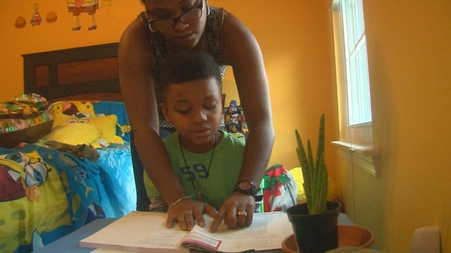 Parents say no learning, no teacher in class in Prince George's Co.