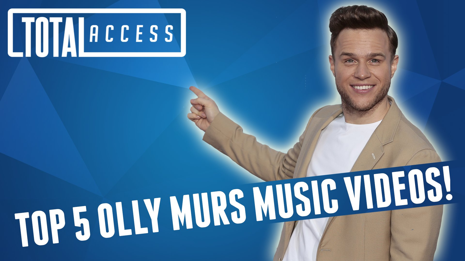 RT @TotalAccessShow: Has YOUR FAVE @OllyOfficial music video made our top 5?!  // https://t.co/86C7qjVdWO https://t.co/DhjH357f5W