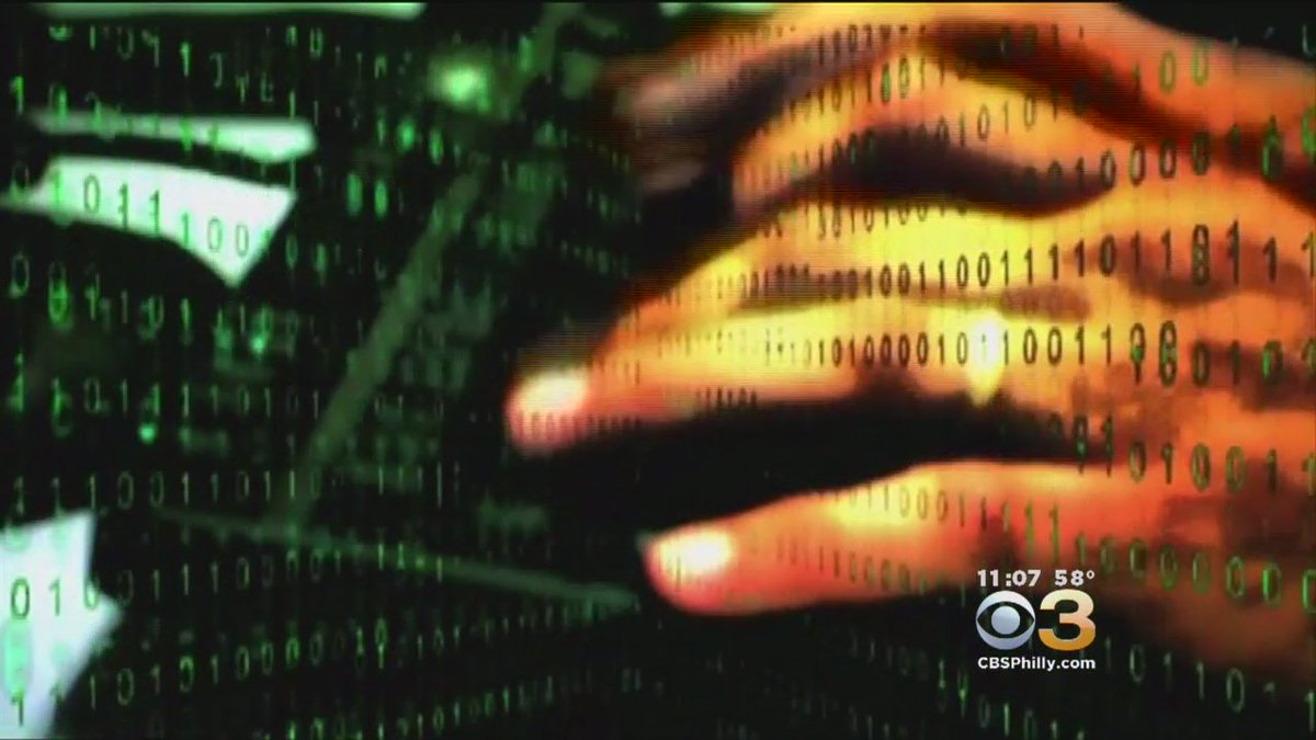 U.S. Internet Repeatedly Disrupted By Cyberattacks. @GregArgosCBS3 reports