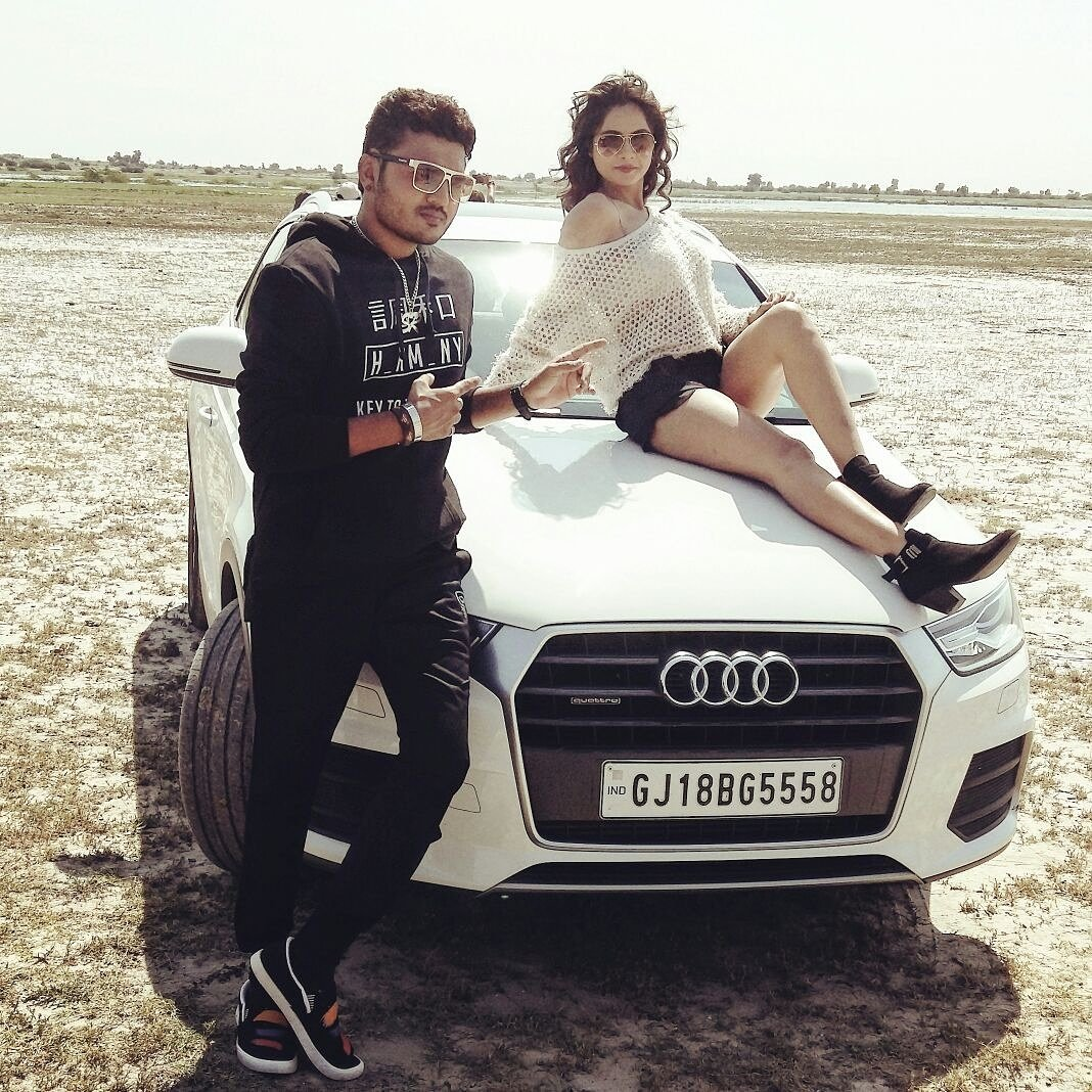 Mamta R Soni On Twitter Coming Soon Audi Wadi ChhoriA Song By - Audi car song