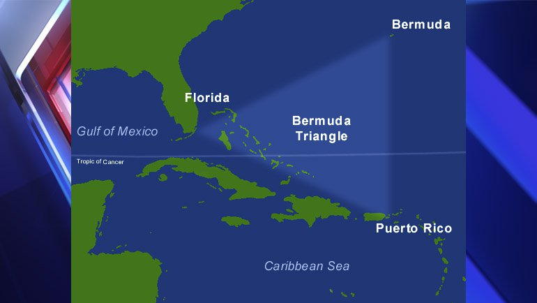 Scientists may have finally solved notorious Bermuda Triangle mystery