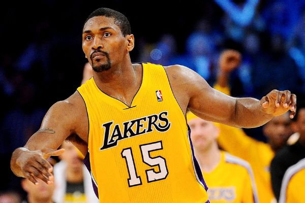 Lakers interested in making Metta World Peace an assistant coach