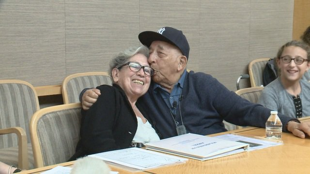 Two Holocaust survivors fulfill their 'wish of a lifetime'