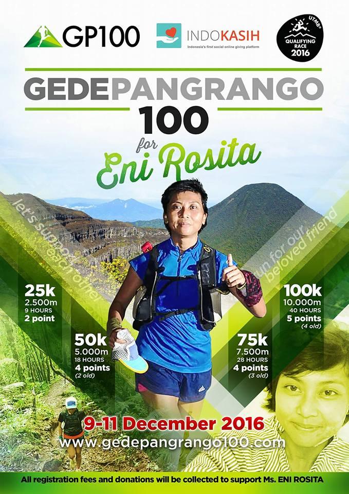 Gede Pangrango 100 - 2016