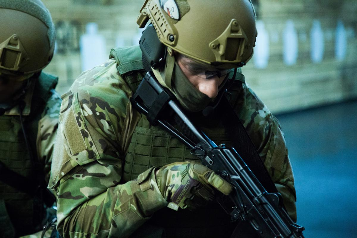 красивые фото про спецназ при подьеме-спуске тоже