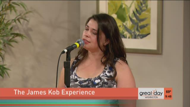 The James Kob Experience performance