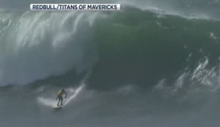 For 1st time, women will surf in Mavericks competition