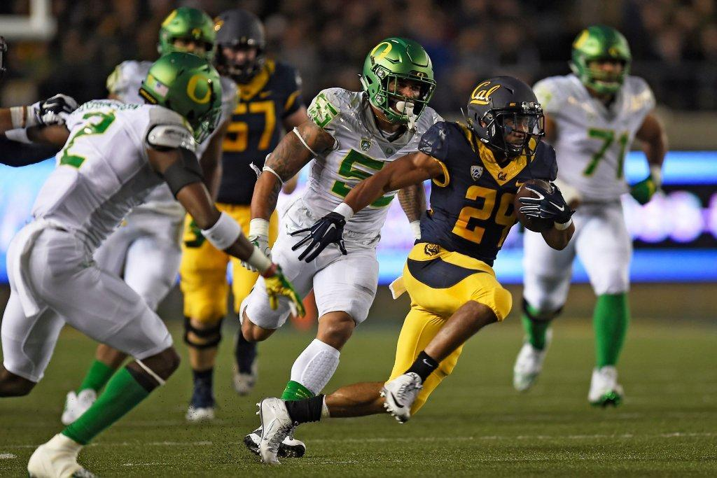 Cal beats Oregon 52-49 in double overtime