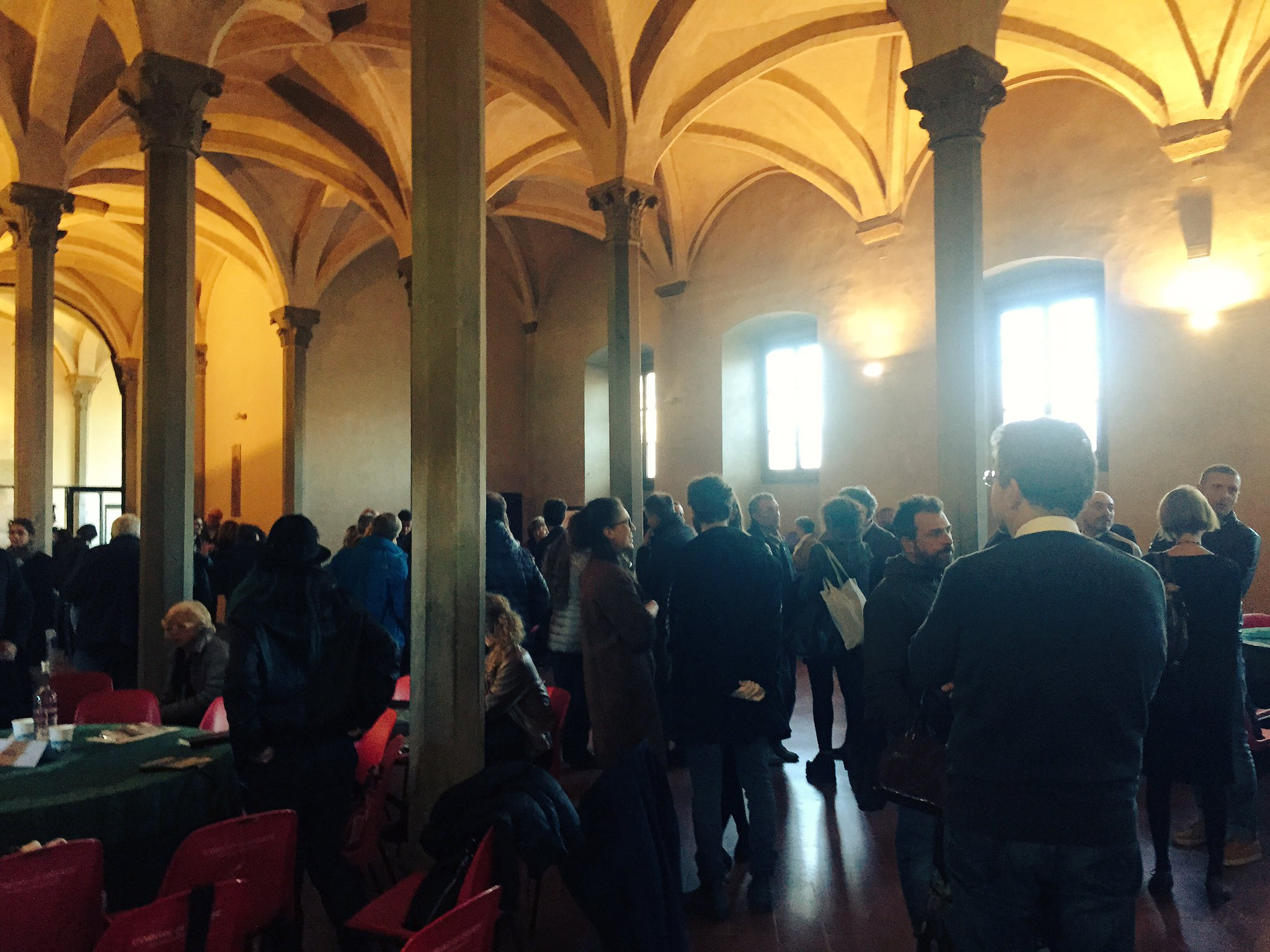 È tutto pronto per iniziare la #MaratonaAscolto sulla #cultura a Firenze! @comunefi @TommasoSacchi https://t.co/twoPvxBLMo