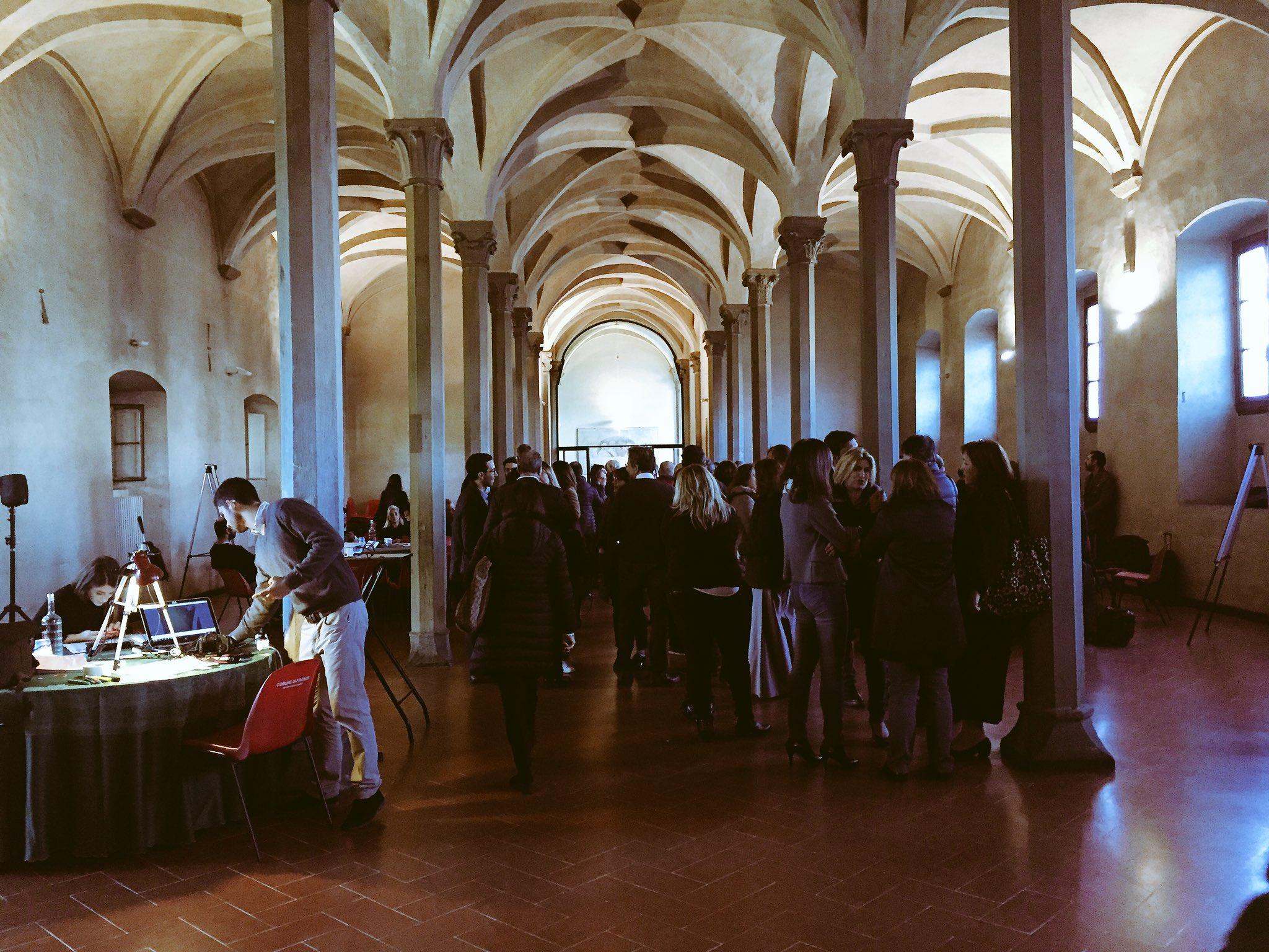 Musei, teatro, arti visive, biblioteche, eventi, comunicazione: come si fa impatto grazie alla #culturafirenze? #maratonaascolto https://t.co/r39KhemOuV