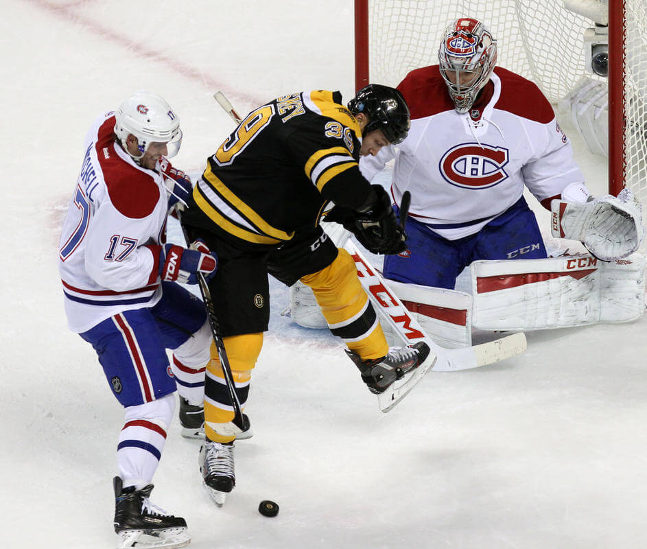 Harris: Bruins-Montreal rivalry still kicks up the juices