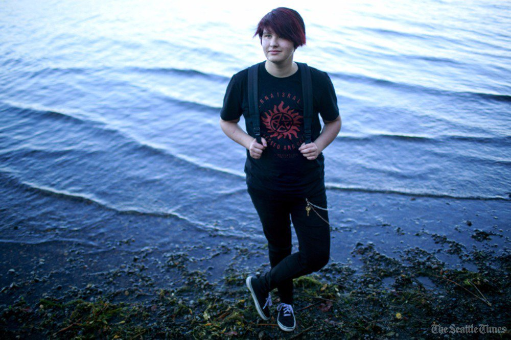 Readers share their stories after article on transgender teen