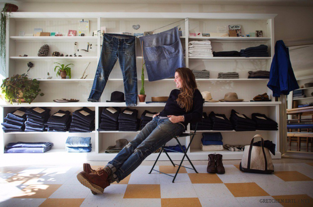 Women who wrangle and weld need rugged clothing that works; entrepreneurs step up