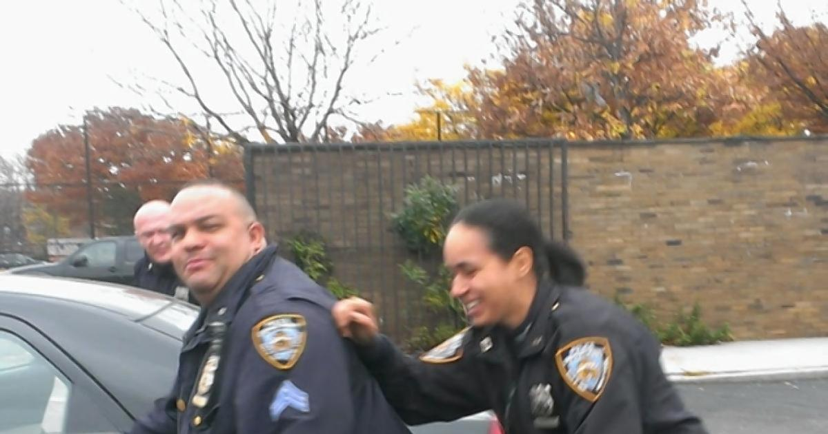 A female NY cop settles for $535G in a sexual harassment suit against an NYPD officer