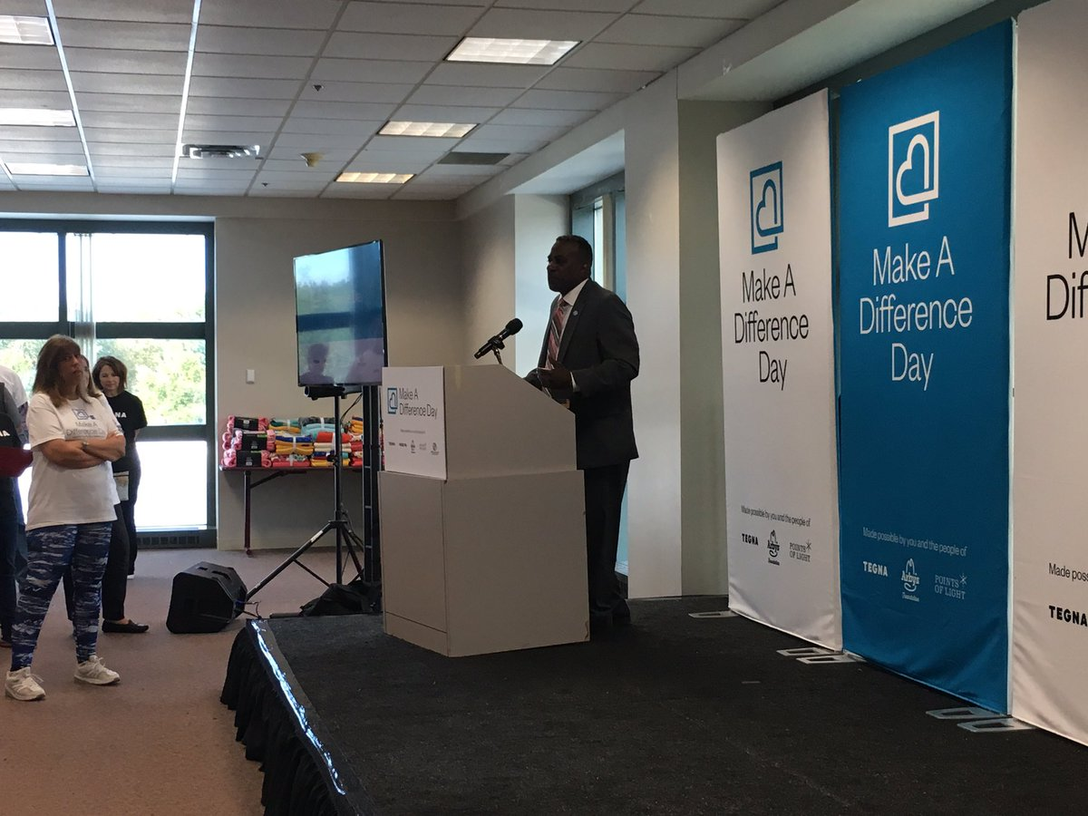 Boys and Girls Club of Greater Washington's Jim Almond talks about the importance of Boys & Girls club MDDAY
