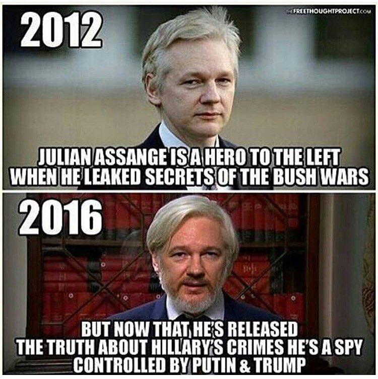 Lynne Patton On Twitter Justsayin At Wikileaks