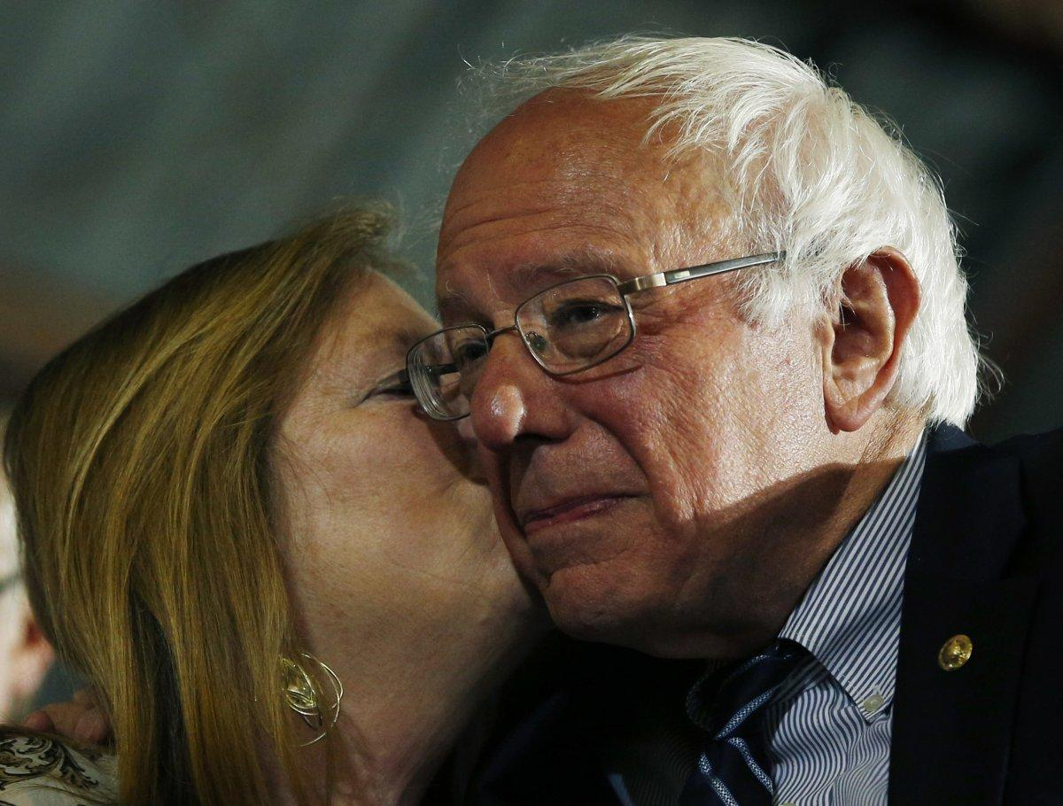 Bernie Sanders' wife begged @GovPeterShumlin not to endorse Hillary Clinton
