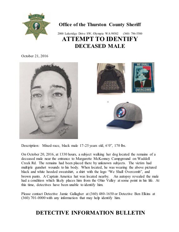 Please share and help us identify this man.