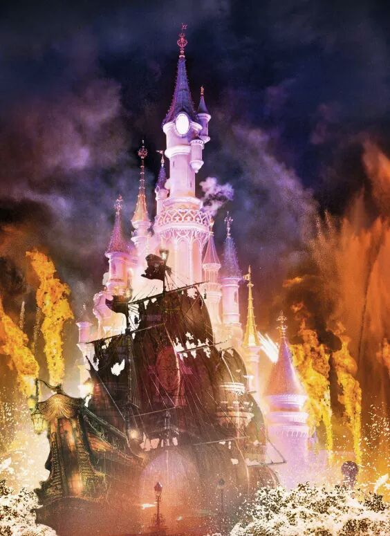 Disney Illuminations (2017) - Page 2 CvYNwl7XEAELrpz