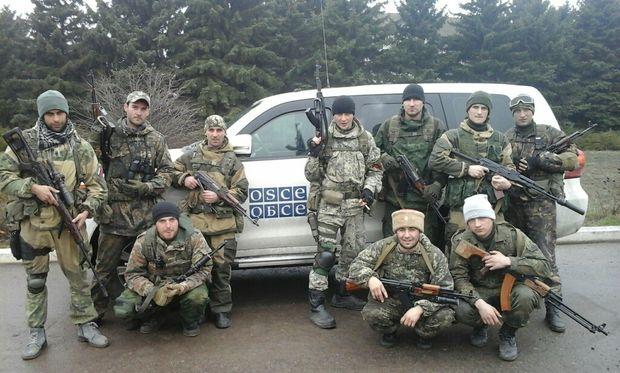 Украинцы и россияне в СЦКК могут прекращать огонь на Донбассе в 50-70% случаев, - генерал Кременецкий - Цензор.НЕТ 5354