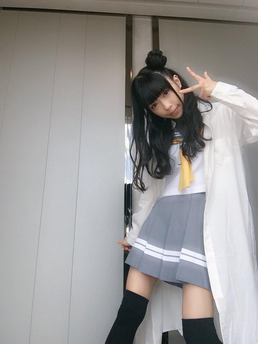 小林愛香さんのコスプレ
