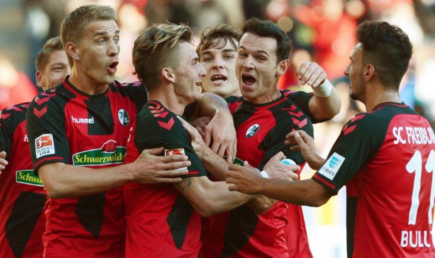 Video: Freiburg vs Augsburg