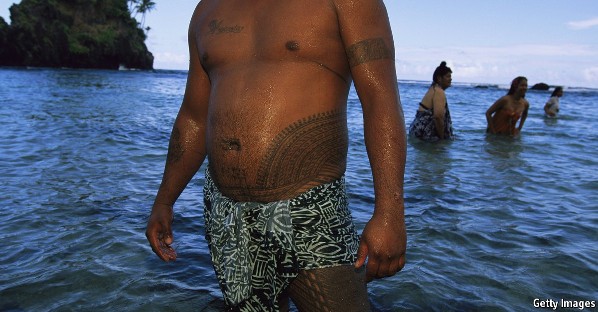 A decision by Hawaiian Airlines to weigh its passengers draws controversy from Samoans https://t.co/FIHXebPoUp