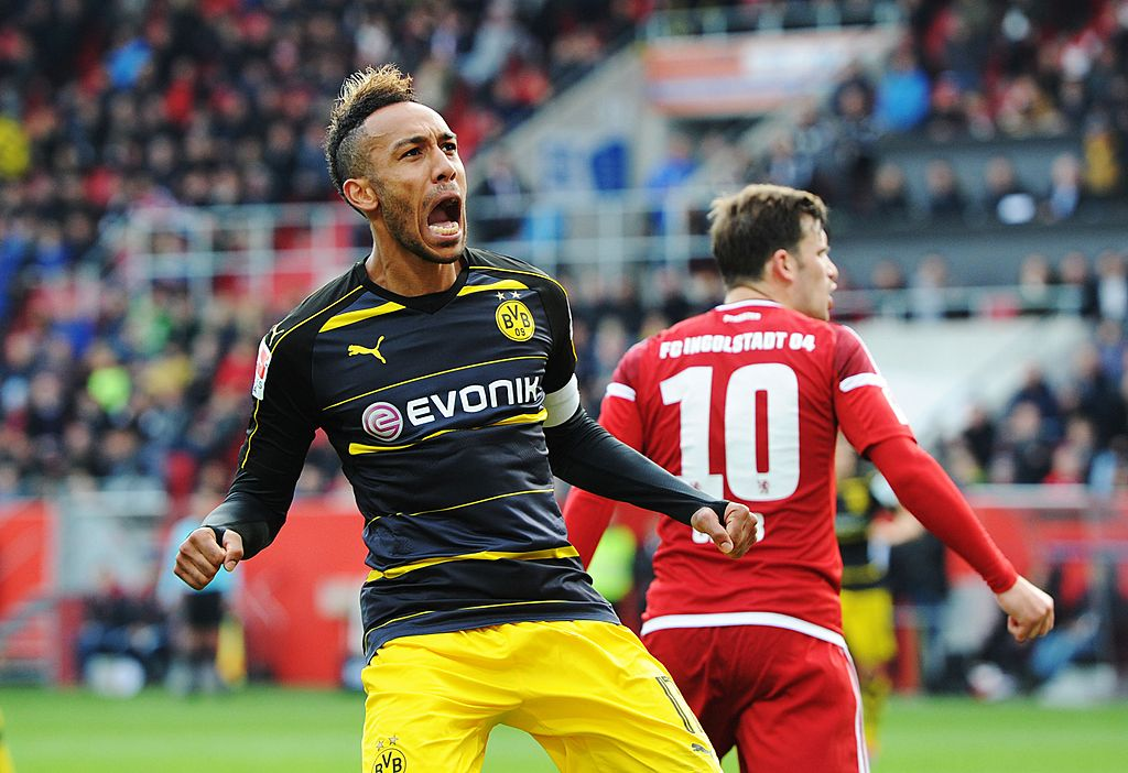 Video: Ingolstadt vs Borussia Dortmund