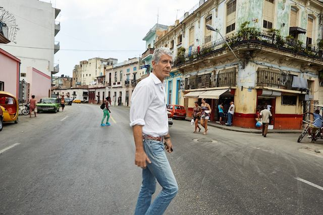 Anthony Bourdain Reveals New Details About His Upcoming Chelsea Food Market