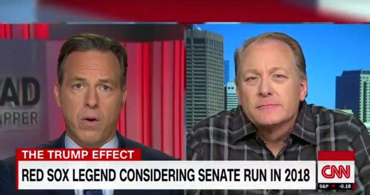 Curt Schilling says he doesn't understand why Jewish people vote Democrat