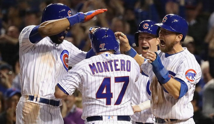 Cubs look to end World Series drought.