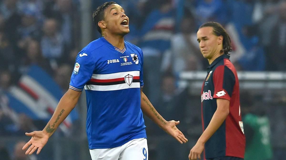 Sampdoria-Genoa 2-1 Video Highlights, Muriel il migliore del Derby.