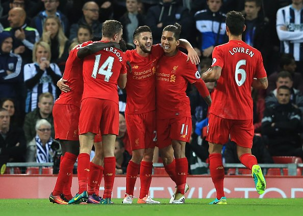 Liverpool 2-1 West Brom: The Kop see off West Brom but miss chance to go top