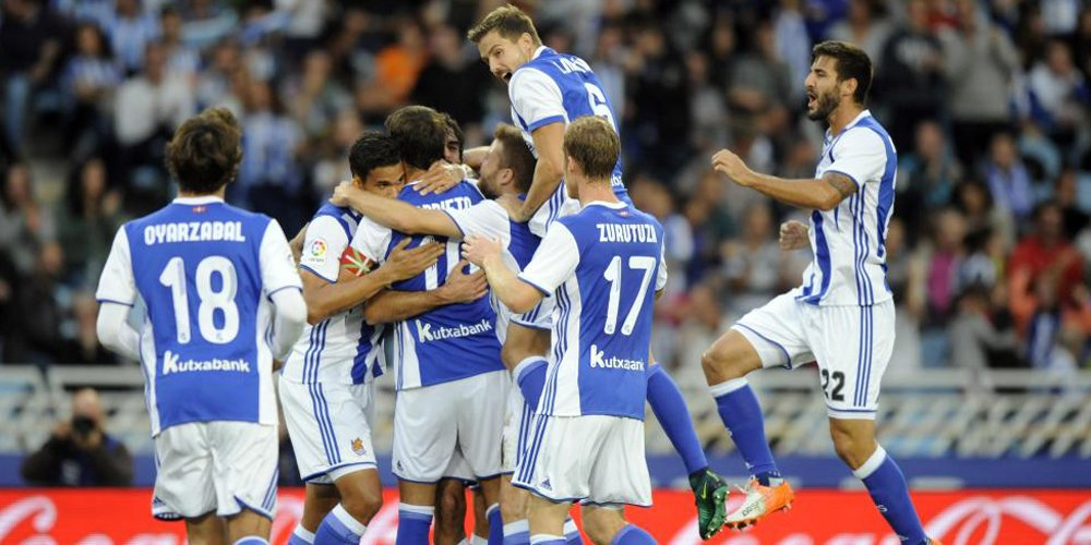 Video: Real Sociedad vs Deportivo Alaves