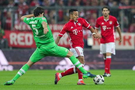 Video: Bayern Munich vs Borussia M gladbach