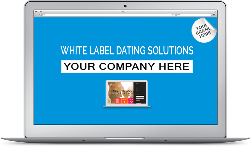 White label dating scam