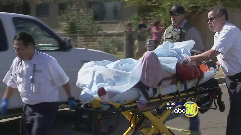 Pregnant woman fights for her life after being shot by husband, delivers baby -