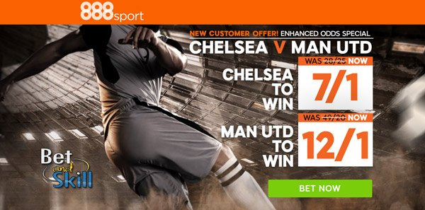 Premier League price boosts at 888sport